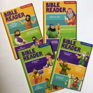 $5 bundle item☀️ 4 Bible readers